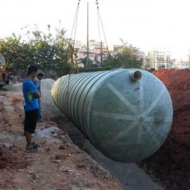 广州地埋式生物化粪池