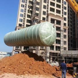 深圳玻璃钢化粪池供应