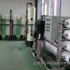 反渗透加离子交换制高纯水设备
