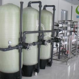 桶装水生产用水处理设备