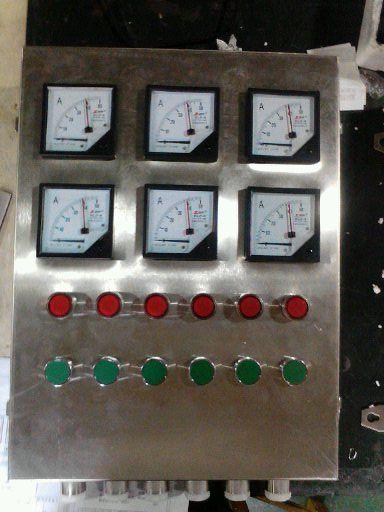 不锈钢耐油、耐酸防水防尘防腐操作柱FZC-G