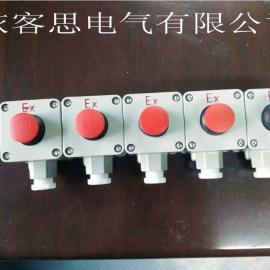 一位防爆控制按钮开关盒CBA53-1