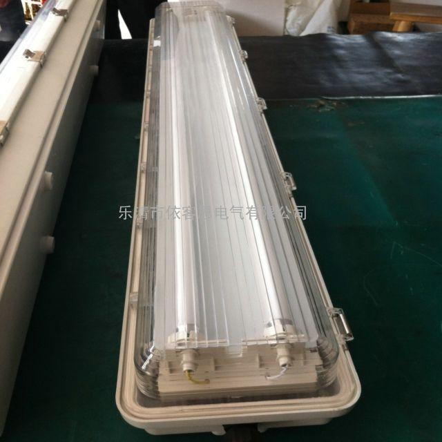 防爆防腐全塑应急荧光灯BYS-2*40W 全塑单管应急式