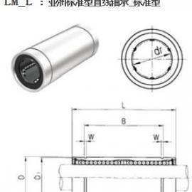 SAMICK加长型直线轴承LM_L