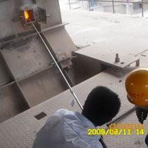 供应太原水泥厂除结皮高压水枪