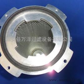 四耳除尘滤芯 除尘设备用铸铝盖覆膜除尘滤芯价格