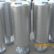 邦茨BC-PS大排量多级降噪高压蒸汽放空消声器
