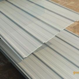 白灰0.426彩钢穿孔压型板YX15-225-900型