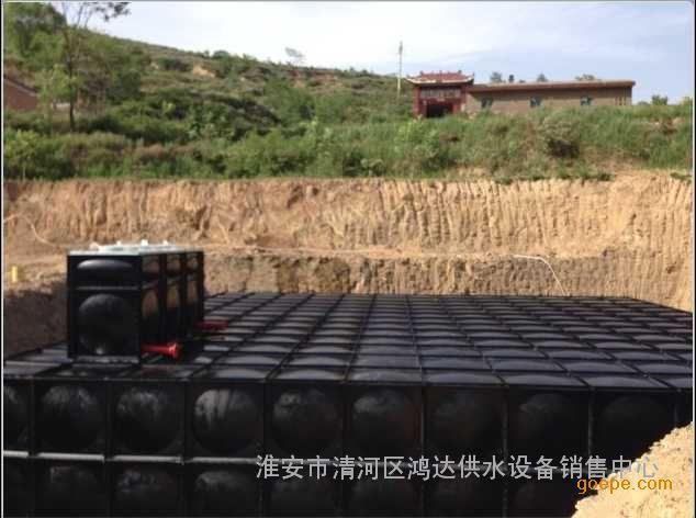 亳州地埋箱泵一体化泵站图集型号