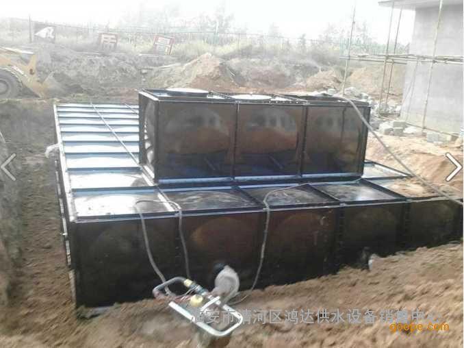 恒压地埋箱泵一体化设备厂家