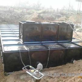 地埋式BDF智能型箱泵一体化泵站