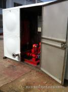 箱泵一体化屋顶消防水箱