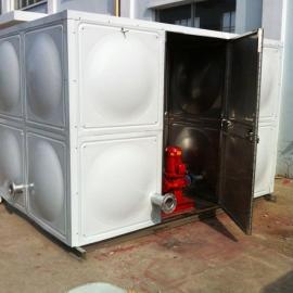 箱泵一体化消防增压