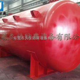 广东  福建钢衬塑储罐厂家   耐盐酸 硫酸化工储存罐