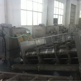 叠螺式污泥脱水机 厂家本行定制 效果专业