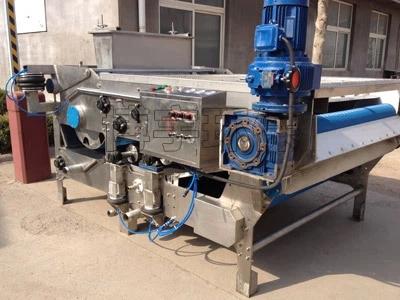 带式果汁压榨机