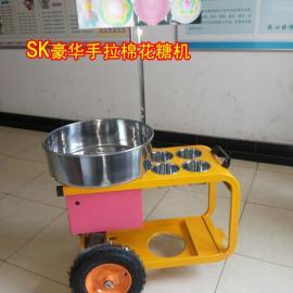 电动棉花糖机 大手拉棉花糖机 花式棉花糖机