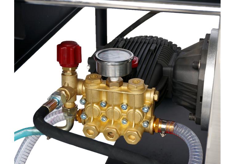 高压管道疏通清洗机机 小区物业下水道疏通清洗机