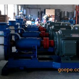 FUN系列属单级单吸悬臂式工程塑料卧式离心泵