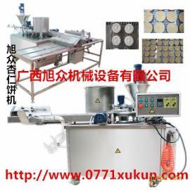 云南炒米饼机,昆明芝麻米饼机,大理鲜花米饼机设备