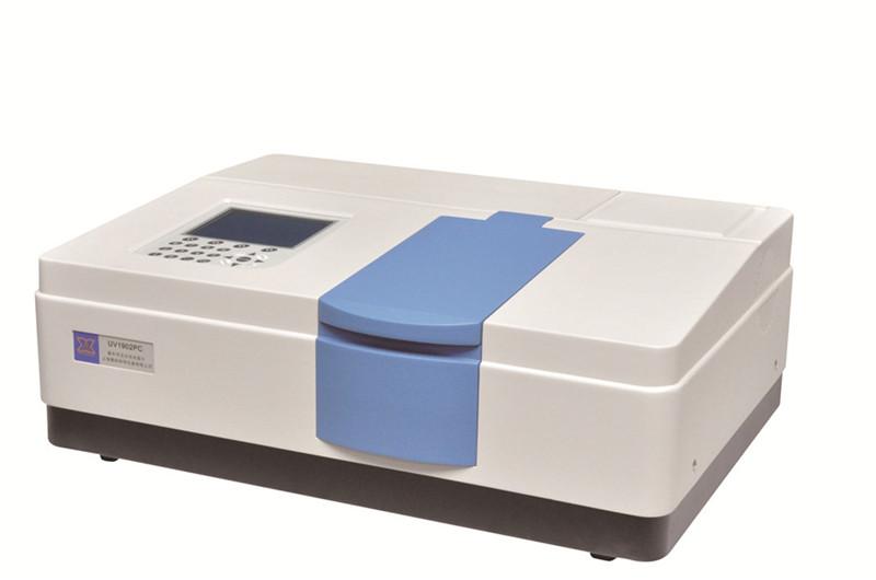 上海奥析UV1901PC双光束紫外可见分光光度计