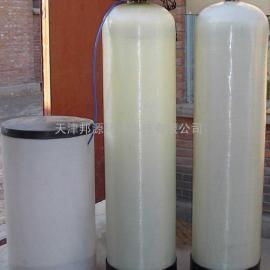 石河子双阀双罐软化水设备 双阀双罐软水器工作原理