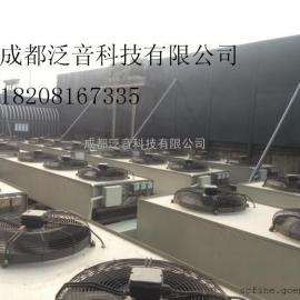 绵阳空调室外机降噪空调机房降噪处理中央空调外机降噪