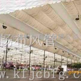 供应体育场馆布袋风管 纤维织物布袋风管 暖风炉布袋风管 多联机�