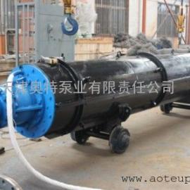 天津单吸自平衡QKSG-矿用潜水泵