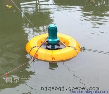 多功能鱼塘增氧机