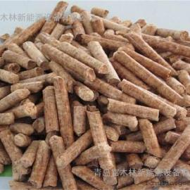 生物颗粒燃料生产线配置厂家/锯末颗粒燃料/生物质木屑颗粒