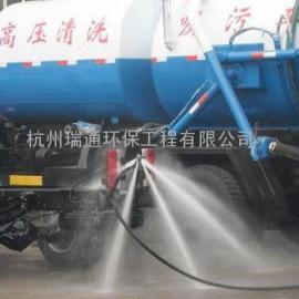 上海市政管道清於一上海酒店油污管道清洗一高压清洗