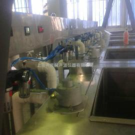 上海厂家机械臂式超声波清洗线全自动超声波清洗机汽车行业专用清