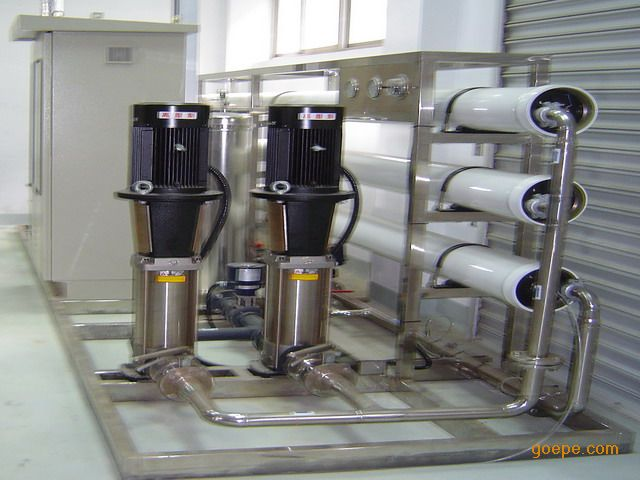 电镀纯水设备 电镀行业纯水设备 工业纯水设备