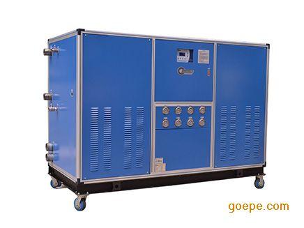 密炼机降温用15HP水冷式冰水机