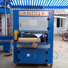 铝板自动拉丝机