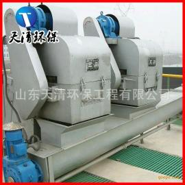 批量生产污水处理厂污泥物料输送设备无轴螺旋输送机质优价廉