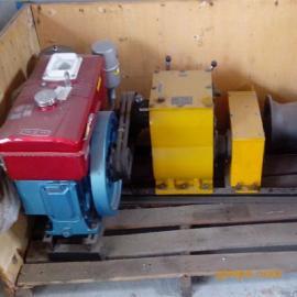 8吨柴油绞磨机,新型8吨柴油绞磨机 鼎力柴油绞磨机厂家