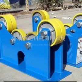 济3t焊接滚轮架 轻型可调滚轮架 厂家精心研制标准配件