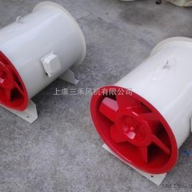 三禾双速排烟风机HTF-II系列
