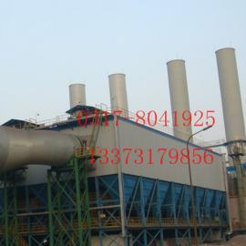 水泥厂用长袋低压离线清灰脉冲除尘器 除尘设备