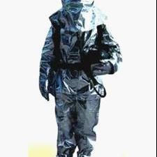 消防服,防火服,铝箔耐高温服,隔热服
