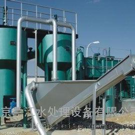 LSSF355螺旋式砂水分离器性能