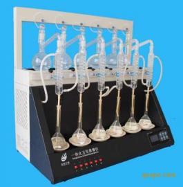 智能一体化蒸馏仪价格