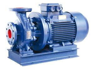 KYW卧式单级管道离心泵