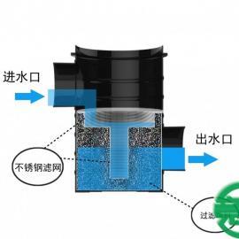 JZRF-300雨水自动过滤器