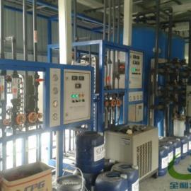 10T双极反渗透+EDI超纯水设备