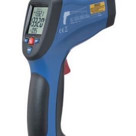 手持式红外测温仪专业高温双激光红外线测温仪