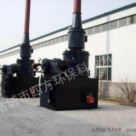 工业垃圾焚烧炉结构
