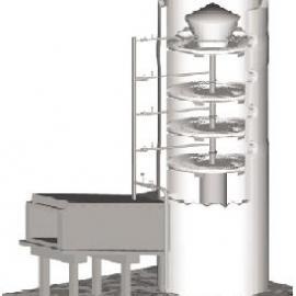 石灰窑专用除尘脱硫设备2015